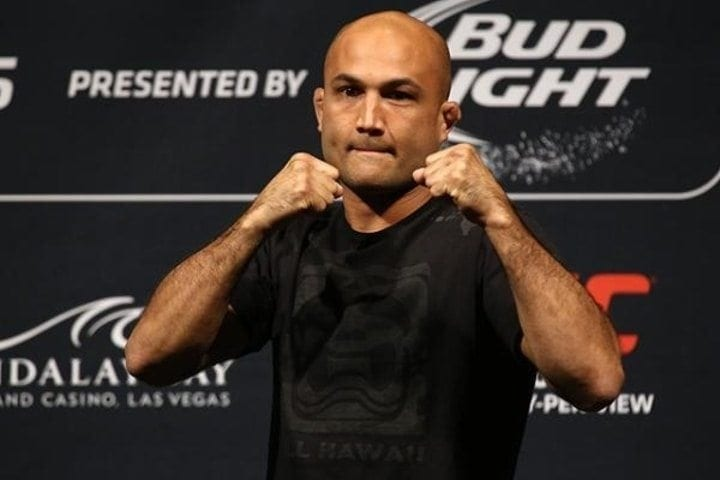 boxers mma fighters bj penn