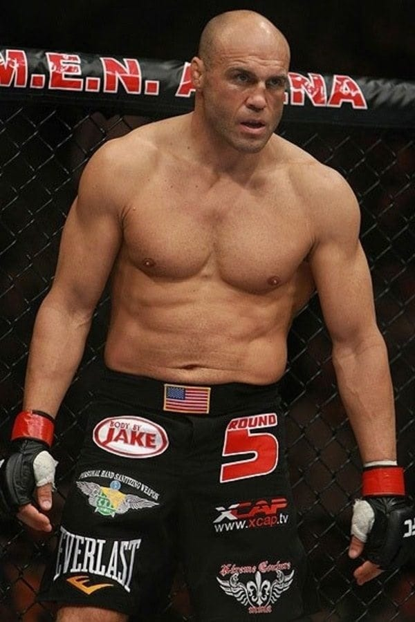 mma fighters randy couture
