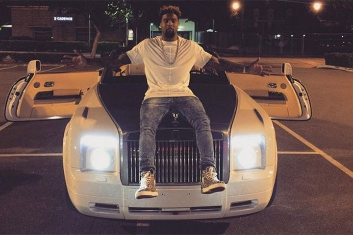 10 Nfl Players With Insanely Expensive Cars Tie Breaker